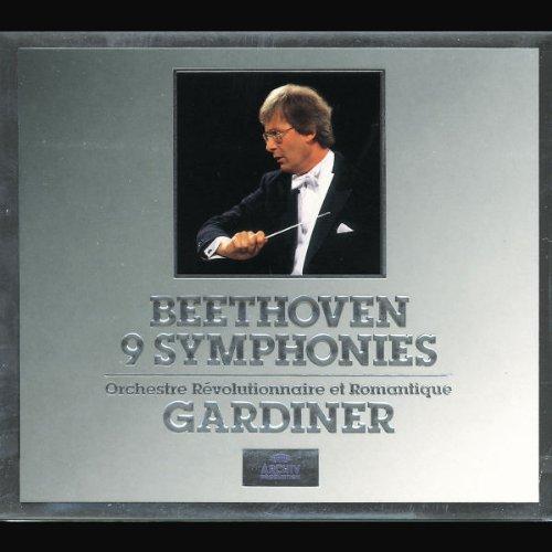 Beethoven: 9 Symphonies - Orchestre Révolutionnaire et Romantique / Gardiner