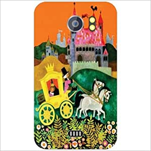 Design Worlds Back Cover Micromax Canvas 2 A110 - Phone Cover Multicolor