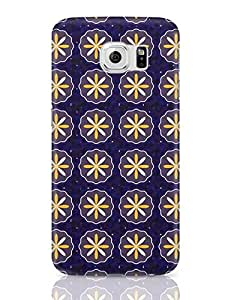PosterGuy Samsung Galaxy S6 Case Cover - Floral pattern | Designed by: DesignerChennai
