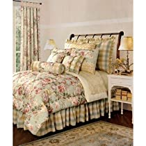 Big Sale Best Cheap Deals Jennifer Taylor 9 Pcs Comforter Set,Oversize Queen, CHESAPEAKE Collection