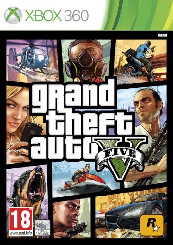 Grand Theft Auto 5 (Xbox 360) (輸入版)