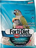 Kaytee forty Diet Pro Health Food for Conure and Lovebird, 5-Pound