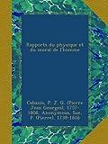 img - for Rapports du physique et du moral de l'homme (French Edition) book / textbook / text book