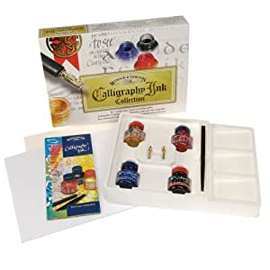 Winsor Newton Calligraphy Ink Collection Set