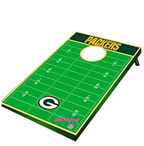 Wild Sales Green Bay Packers Tailgate Toss Bean Bag Game from Wild Sales