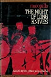 img - for The Night of Long Knives book / textbook / text book