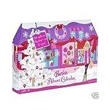 Barbie Advent Calendar Play Set ~ Mattel