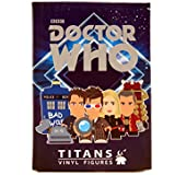 Doctor Who Titans 10th Doctor Gallifrey Blind Box Figure