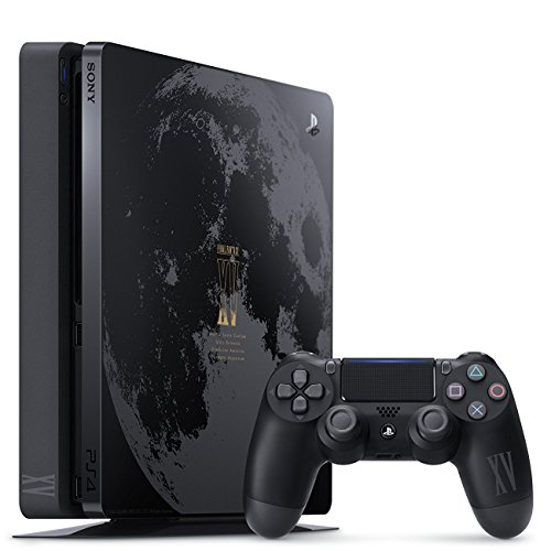 PlayStation 4 FINAL FANTASY XV LUNA EDITION (1TB) 【Amazon.co.jp限定】「ゲイボルグ/FINAL FANTASY XIVモデル」特典セット付