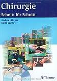 """Chirurgie. """"Schnitt für Schnitt"""""""