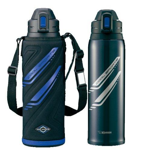 ZOJIRUSHI 水筒 直飲み ステンレスクールボトル【1.55L】 SD-EA15-BA