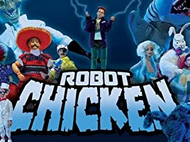 Robot Chicken - Specials