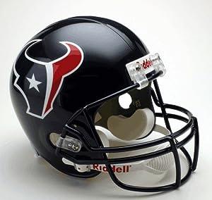 Houston Texans Riddell Full Size Deluxe Replica Football Helmet