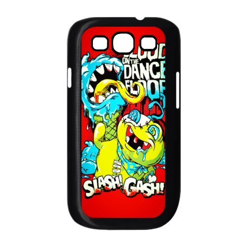 D-7 Music Band Blood on the Dance Floor Print Case With Hard Shell Cover for Samsung Galaxy S3 I9300