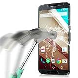 【Finon(フィノン)】 Nexus6 【気泡軽減タイプ/ラウンドエッジ加工】硬度9H 高鮮明・スクラッチ防止・0.3mm 最上級フィルム 【Google Nexus 6 】 専用 ガラスフィルム