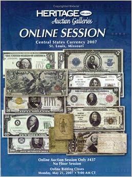 Hcaa Currency Csns St Louis Online Sale Catalog 437