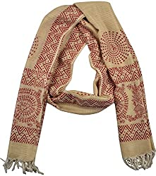 knool Women's Stole (Red)