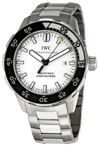 IWC Aquatimer Automatic Watch 3568-05