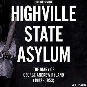 Highville State Asylum Audiobook
