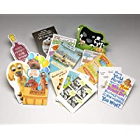 Funny Birthday Greeting Card Set