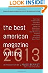 The Best American Magazine Writing