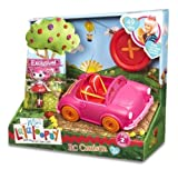 Lalaloopsy Rc Remote Control Cruiser With Mini Charlotte Charades Pink Car