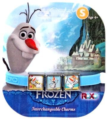 Disney Frozen 3 Charm Bracelet Summer Olaf Small