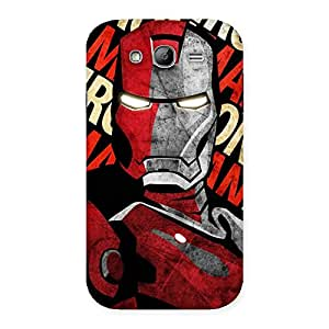 Delighted Introduction Man Back Case Cover for Galaxy Grand Neo Plus
