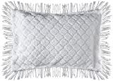 S. Lichtenberg Co. Savannah Chenille Bedspread, King, White