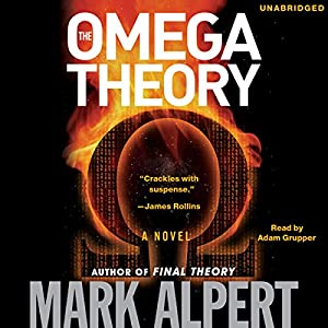 The Omega Theory Hörbuch