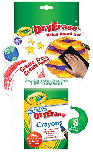 Crayola Dry Erase Board Set - 1