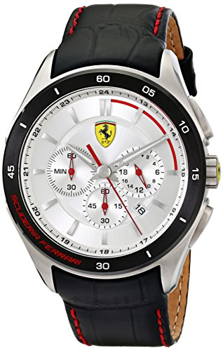 Ferrari De los hombres Analógico Dress Cuarzo Reloj 0830186