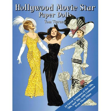 Hollywood Paper Dolls