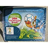 2013 Panini 'Road to the 2014 World Cup' Soccer Sticker box (50 pk)