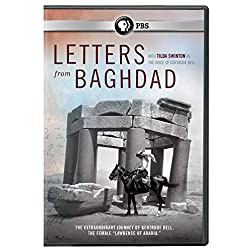 Letters from Baghdad DVD