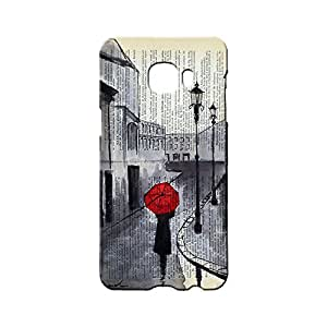 BLUEDIO Designer Printed Back case cover for Samsung Galaxy C5 - G12050