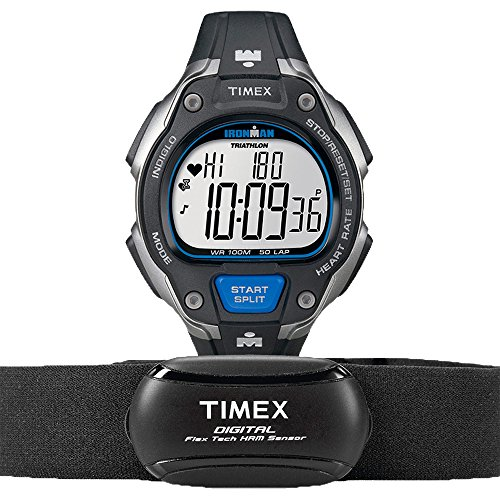 Timex Ironman Road Trainer Hrm With Soft Strap front-1060236