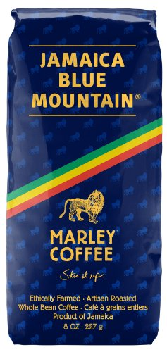 Marley Coffee Talkin' Blues, Jamaica Blue Mountain