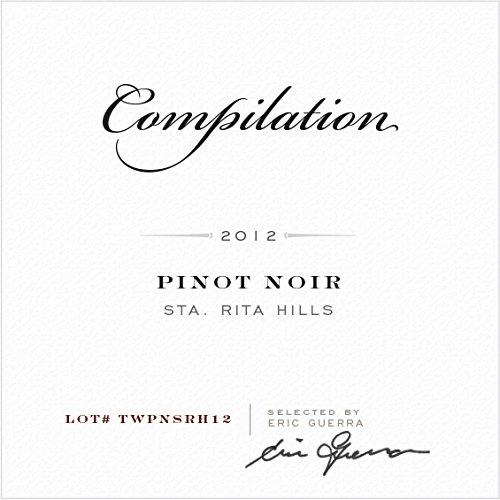 2012 Compilation Santa Rita Hills Pinot Noir