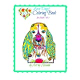 Love Dogs Coloring Book for Adults (Volume 1)