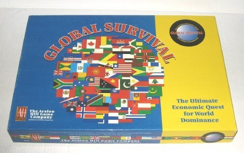Global Survival - The Ultimate Economic Quest for World Dominance Boxed Game