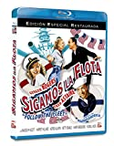 Sigamos la Flota BD 1936 Follow the Fleet [Blu-ray]