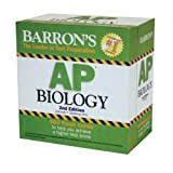 Barron's AP Biology Flash Cards by Deborah T. Goldberg M.S.