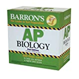Barrons AP Biology Flash Cards