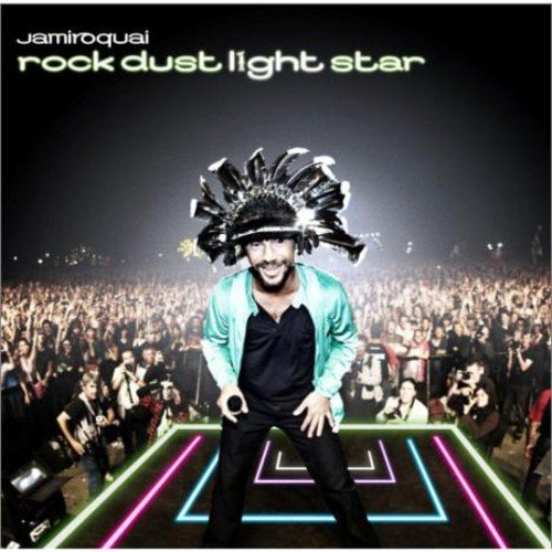 CD : Jamiroquai - Rock Dust Light Star (CD)