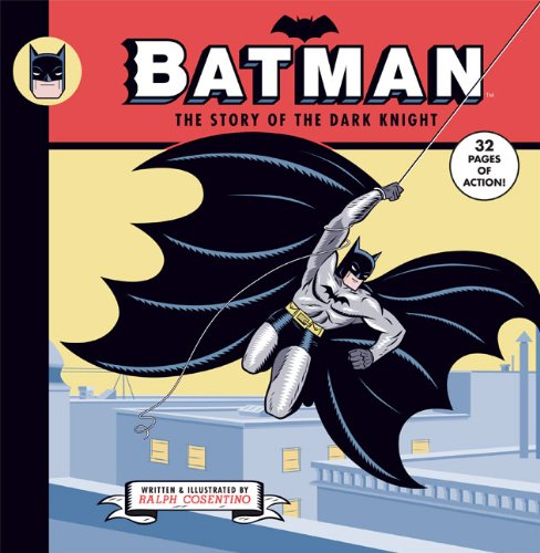 Batman: The Story of the Dark Knight PDF