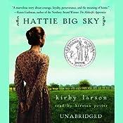 Hattie Big Sky | [Kirby Larson]