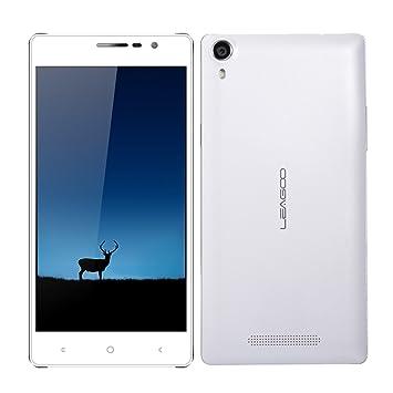 LEAGOO Elite 2 5.5-inch 2GB RAM 16GB ROM XMTK6592 Octa-core 3G Smartphone (Blanc)