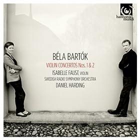 Bart�k: Violin Concertos No. 1 & 2
