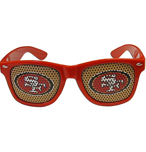 Nfl San Francisco 49Ers Game Day Shades Sunglasses
